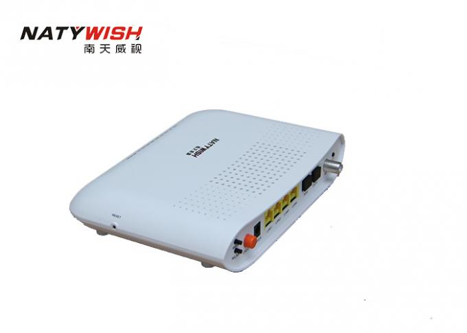 Full Line Speed Optical Network Terminal Unit Portable Uplink 1.25G Downlink 2.5G