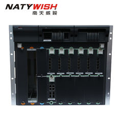China 64 Port 10G GEPON OLT Optical Line Terminal Space Saving Low Power Consumption supplier