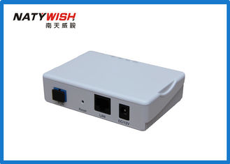 Full Line Speed FTTH ONU Modem Plug And Play With Automatic Discovery Function