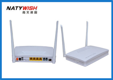 High Reliability Gigabit Passive Optical Network ONU Router Full Speed Non Blocking Switching