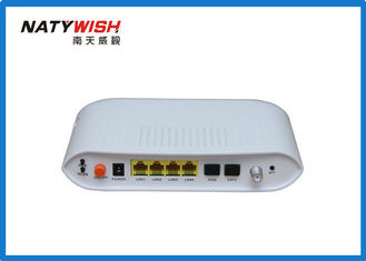 HGU Type GPON ONU FTTX router Modem For Fiber To The Home Access Network System
