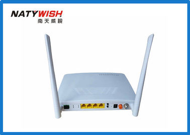 Upstream Rate 1.25Gbps GPON ONU Router , Low Power Consumption GPON Modem Router