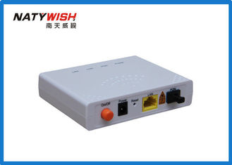 Flexible Multipurpose FTTX Optical Network Terminal Upstream And Downstream 1.25G